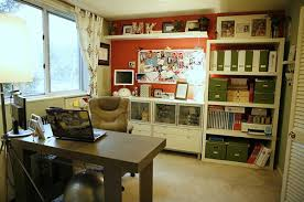 Organizing Your Home by Inspiring Home Office Organization Ideas To Make It Look Neat Like