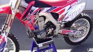 Blackbird Racing Mx Motocross Dekor Hrc Honda Diller Powerparts