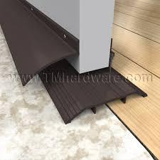Exterior Door Weatherstripping Bottom High Quality Drip Projection For Exterior Door Wide