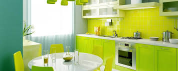 home interior kitchen yellow modern simple home interior kitchen design noble laminates