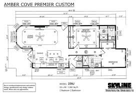amber cove premier custom 239j by pacific manufactured homes santee