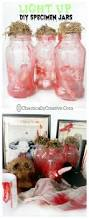 light up bloody specimen jars chaotically creative