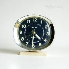 Ebay Cuckoo Clock Sold Vintage Westclox Big Ben Chime Wind Up Alarm Clock For