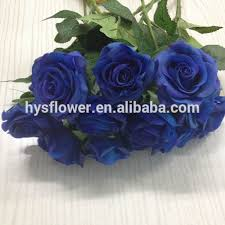 blue roses for sale royal blue blue roses wedding bouquet unique purple flowers