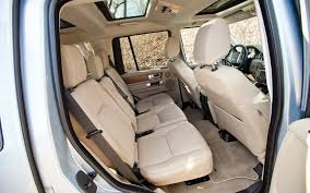 lr4 land rover interior new found love the lr4 acurazine acura enthusiast community
