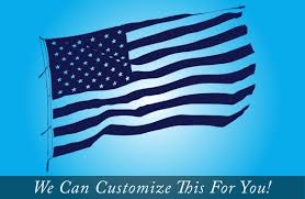 Free American Flag Stickers United States Of America Us American Flag Waving In The Wind Wall