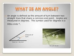 How to Measure the Angles of a Polygon   Find the Sum   Video     We can also say that one of the angles is the complement of the other
