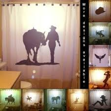western shower curtain foter