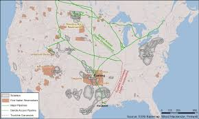Keystone Xl Pipeline Map What Happens In Dakota Doesn U0027t Stay In Dakota Bloomberg Gadfly