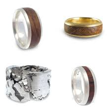 alternative wedding ring salvaged from ships justin duance alternative wedding rings