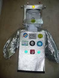 Robot Halloween Costume Robot Costumes Wires Circuit Boards Halloween Costumes