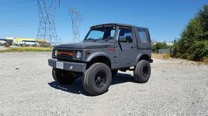 suzuki samurai lifted suzuki samurai for sale in british columbia north american