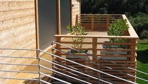 u shaped wooden balcony railing different outdoor balcony