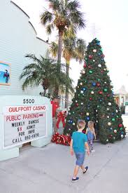 gulfport christmas tree lighting holiday tree tb reporter