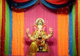 temple decoration ideas for home 10 simple ganpati decoration ideas for your home part 2