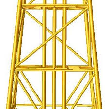 design of jacket structures pdf pushover analysis of jacket structure in offshore platform