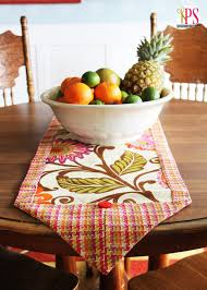 make your own table runner easy diy table runner diy table runner moto crafts diy table runner