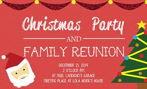 20 family reunion invitation designs psd vector eps jpg download