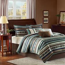 Southwestern Style Curtains Southwest Style Bedding Bath Curtains Comforters Inside