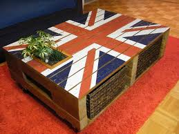 awesome coffee table out of pallets and diy chevron pattern pallet