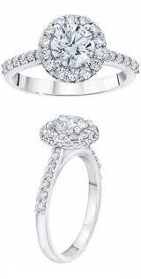 Costco Wedding Rings by Emerald Cut 1 46 Ctw Vvs2 Clarity G Color Diamond Platinum