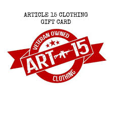 15 gift cards article 15 clothing gift card