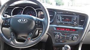 2011 Kia Optima Interior 2013 Kia Optima Bright Silver Metallic Stock 5207a Interior