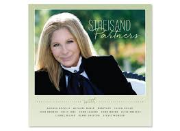 revisit barbra streisand s hits with new album partners