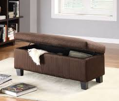black leather storage ottoman with tray furniture great kohls ottoman design for awesome home furniture
