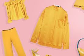 yellow mustard color mustard yellow is the new color trend of the moment preen