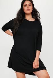 plus size black oversized denim shirt dress black bluewater