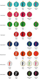 Single Initial Monogram Necklace Enamel Necklace Single Initial