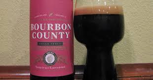 Bourbon County Backyard Rye Doing Beer Justice Goose Island Bourbon County Brand Backyard Rye