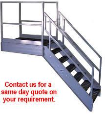 galvanized stairs metal stairs osha prefab stairways