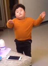 Fat Asian Kid Meme - chubby chinese toddler dubbed mini kim jong un showscases