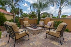 palm coast outdoor firepits verdego