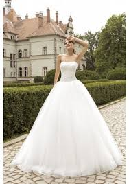 wedding dresses fluffy vintage fluffy strapless tulle gown wedding dress ace0019