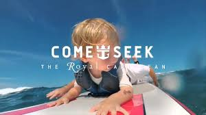 royal caribbean launching new marketing campaign that shows off