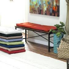 bench seat cushion pattern full size of benchawe inspiring bench