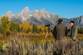 Grand Teton Map Best Places To Photograph In Grand Teton National Park