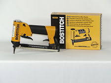 Electric Staple Gun For Upholstery Bostitch Air Stapler Ebay