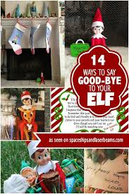 14 awesome ways to say good bye to your elf spaceships and laser