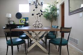 repurposed dining table dining room project repurposed table