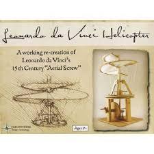 Hobby Lobby Drafting Table Leonardo Da Vinci Helicopter Hobby Lobby 649673