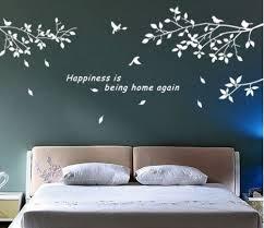 Amazon Com Dandelion Wall Decals by Amazon Com Bestgrew Trees Branches Birds White Wall Art Sticker