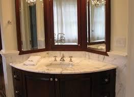 Bathroom Storage Cabinet Ideas by Bathroom Corner Vanity Units With Basin White Wall Bathroom