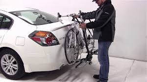 nissan altima for sale durham nc review of the swagman xtc2 wheel mount hitch bike rack on a 2012