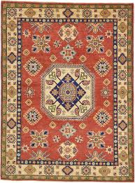 Pak Persian Rugs Red 5 U0027 X 6 U0027 7 Kazak Oriental Rug Oriental Rugs Esalerugs