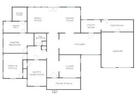 large family floor plans house floor plan revised collection large plans photos the