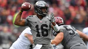 Rutgers Football Par Ohio State Beats Penn State Behind Brilliant J T Barrett Golf Com